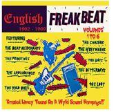English Freakbeat 1962 - 1969; Vols. 1 - 6