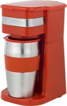 Bestron ACM111R - Personal Koffiezetapparaat - Rood