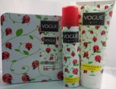 Vogue Girl Geschenkset - Ladybird Douchegel + Deospray