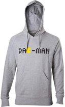Pac-man - Classic Logo Hooded Sweater - XL