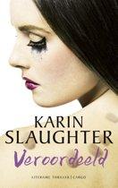 Boek cover Veroordeeld van Karin Slaughter