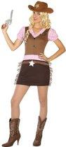 Verkleedkleding voor volwassenen - Cowgirl