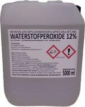 5000ml Waterstofperoxide 12%