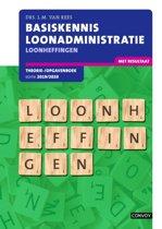 Basiskennis loonadministratie 2019-2020 Theorie-/opgavenboek