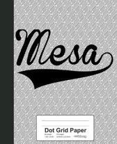 Dot Grid Paper: MESA Notebook