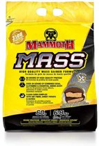 Mammoth Mass (Mammoth 2500) 6800gr Chocolade Peanut