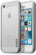 LAUT Exo-Frame iPhone 5/5S/SE Gun Metal