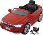 vidaXL BMW Speelgoedauto met afstandsbediening rood