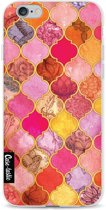 Casetastic Softcover Apple iPhone 6 / 6s - Pink Moroccan Tiles