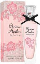 Christina Aguilera Definition Edp Spray 50ml