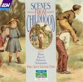 Scenes from Childhood / Pro Arte Guitar Trio