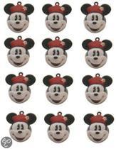 Belletjes micky mouse verpakking van 12 stuks