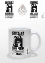 HARRY POTTER - Mug - 300 ml - Undesirable N° 1