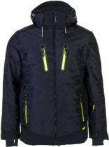 Icepeak, Catlin gewatteerde ski jas, dames, grijs