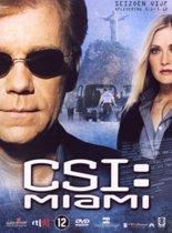 CSI: Miami - Seizoen 5, deel 1 (3DVD)
