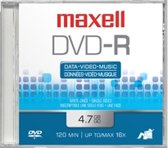 Maxell DVD-R 4.7GB 100 Pack 4,7 GB 100 stuk(s)