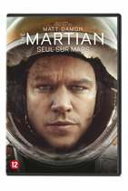 DVD cover van The Martian