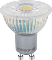 Integral LED ILGU103.6N04KWCNA 3.6W GU10 A+ Koel wit LED-lamp