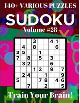 Sudoku 140+ Various Puzzles Volume 28
