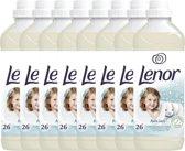 Lenor Pure Care Zachte Omhelzing - Wasverzachter - 8 x 650 ml - Voordeelverpakking