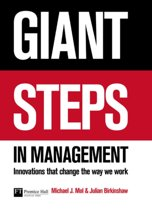 Giant Steps in Management