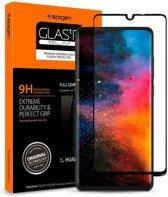 Spigen GLAStR Full Cover Screenprotector voor de Huawei P30 Lite - Zwart