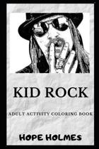 Kid Rock Adult Activity Coloring Book