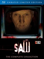 Saw - The Complete Collection (Unrated Limited Edition) (Blu-ray)