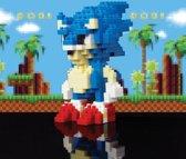 Sonic The Hedgehog Pixel Bricks - Sonic /Toys