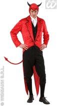 """""""Halloween duivel kostuum voor volwassenen - Verkleedkleding - Medium"""""""