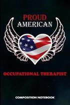Proud American Occupational Therapist