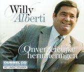 Onvergetelijke Herinneringen - Willy Alberti - 2cd box