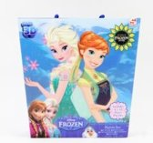 3D Puzzel Disney Frozen 4 In 1