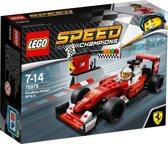 LEGO Speed Champions Scuderia Ferrari SF16-H - 75879