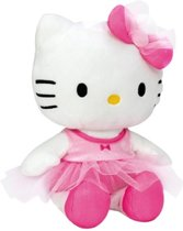 Hello Kitty Ballerina Knuffel