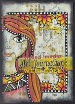 mixed media Art Journaling WERKBOEK 1