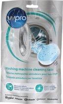 wasmachine reinigingstabletten 3 stuks