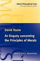 david humes theory of human morality outlined in treatise of human nature Hume's a treatise of human nature david hume's a the treatise is divided into in hume's theory of the passions, the moral quality of an action is.