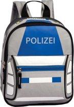 Fabrizio Rugzak Politie 5,5 Liter Grijs/blauw