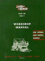 Land Rover Series I Workshop Manual