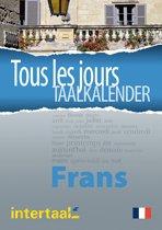 Tous les jours - Taalkalender Frans