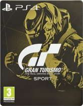 Gran Turismo Sport - Steelbook Edition - PS4