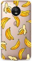 Motorola Moto G5 Plus hoesje Banana