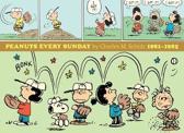 Peanuts Every Sunday 1981 - 1985