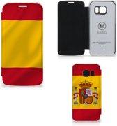 Flipcase Samsung Galaxy S6 Edge Spanje