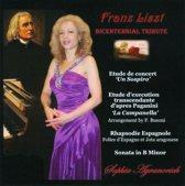Franz Liszt: Bicentennial Tribute
