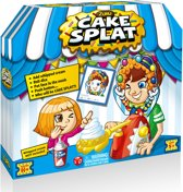 Cake Splat Slagroom spel - Kinderspel