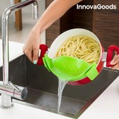 InnovaGoods Kitchen Foodies Siliconen Vergiet