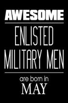 Awesome Enlisted Military Men Are Born in May