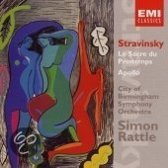 Sir Simon Rattle - Stravinsky Le Sacre Du Printe